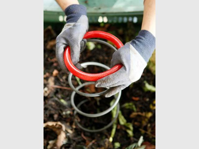Fabriquer son propre compost - Jardin hiver