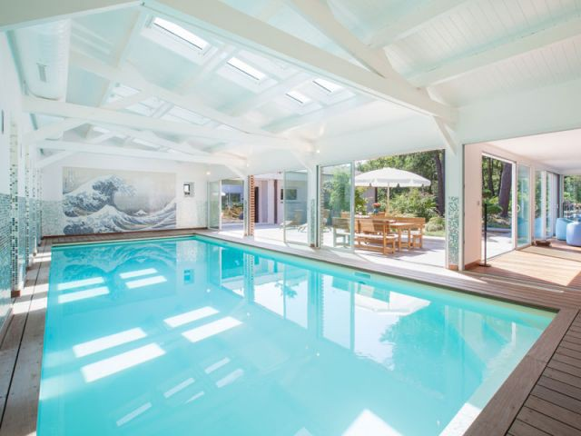 Hénocques piscines / Euro piscine service / FPP