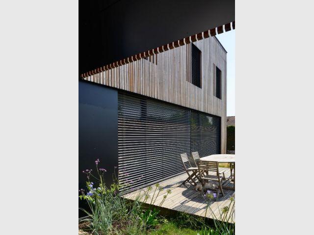 Terrasse - villa B
