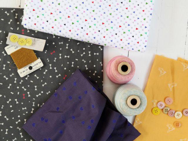 La couture, pour se fabriquer des objets - Loisirs créatifs