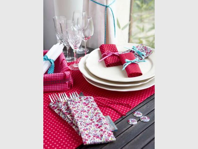 La décoration de table, pour impressionner ses convives - Loisirs créatifs