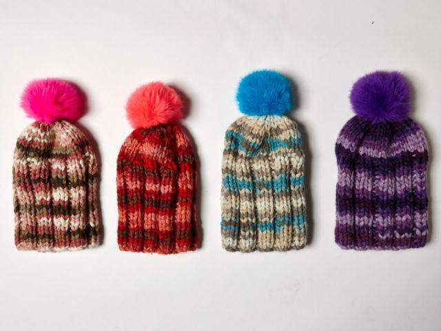 Le tricot, pour agrémenter objets et meubles - Loisirs créatifs