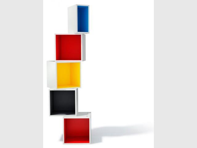 Une cuisine façon Mondrian - IKEA