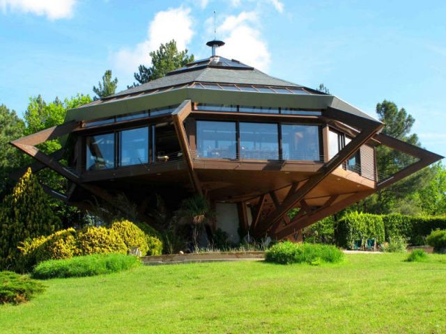 Une maison de rêve qui prend vie - Villa Alto