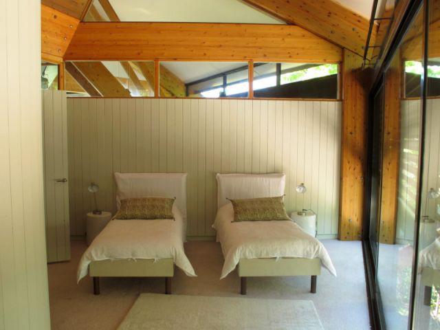 Chambre à l'est, salon à l'ouest - Villa Alto