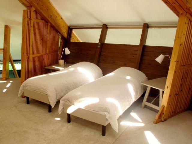 Un étage pour dormir sous les étoiles - Villa Alto
