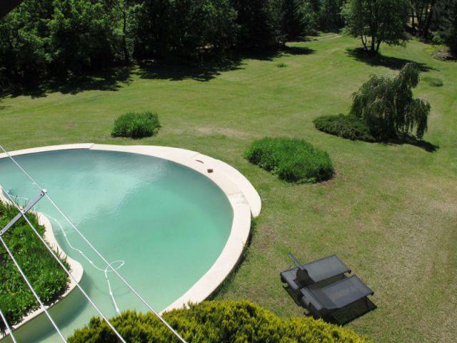 Climatisation naturelle l'été - Villa Alto
