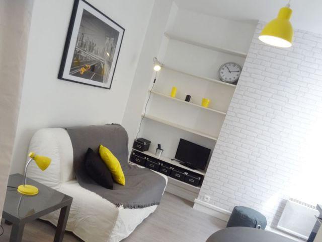 Une décoration style loft new-yorkais - Blandine Colson/Un air de déco