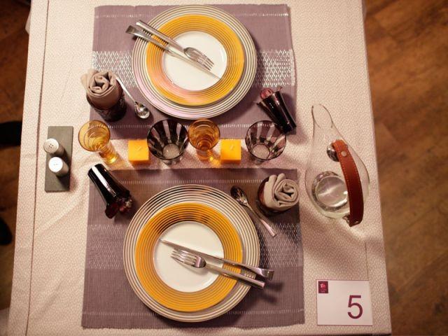 """Grand Prix, catégorie """"Professionnels"""" - Grand Prix des Arts de la Table 2013"""