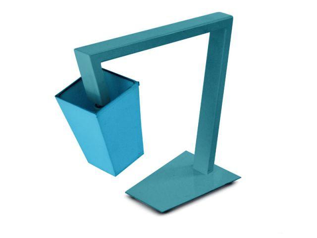 "Lampe ""Crossfade"" bleue - Plugin Inspired by M. Pokora"