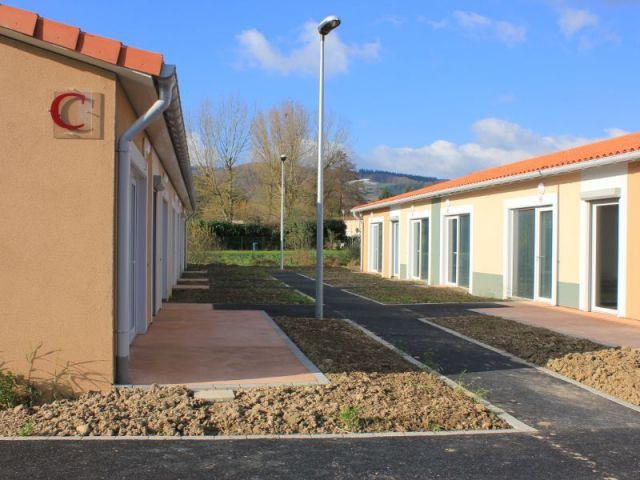 8.000 m² de panneaux isothermiques  - Résidence sénior du Clos Lamartine à Cluny