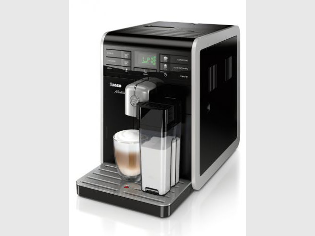 Machine A Cafe Saeco Moltio Compartiment