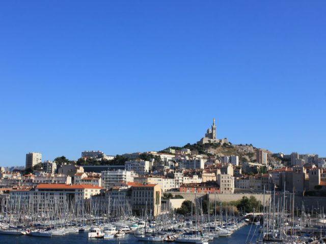 La ville de Marseille