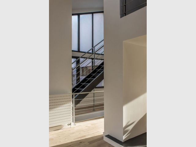 Jeu de transparences pour une rénovation réussie - Maison Asar Architectes