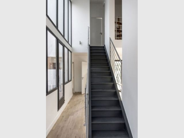 Après rénovation : Le jour et la nuit - Maison Asar Architectes