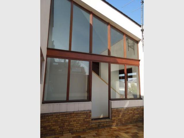 Une façade vitrée pour la lumière - Maison Asar Architectes