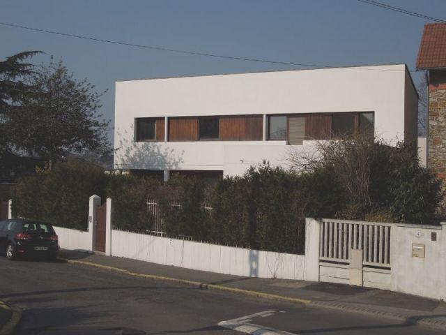 Une façade extérieure moderne - Maison Asar Architectes
