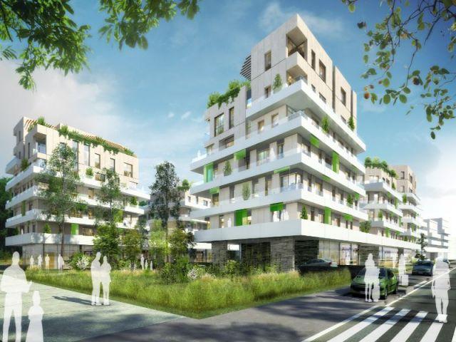 Lot D - Ecoquartier Lisière Péreire à Saint-Germain en Laye