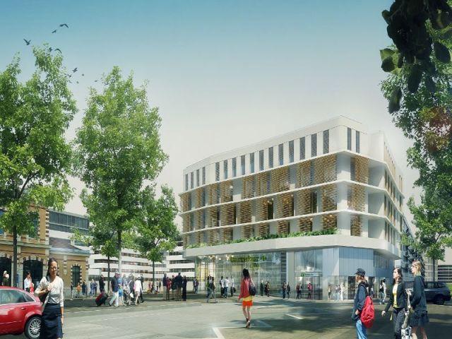 Lot A4 - Ecoquartier Lisière Péreire à Saint-Germain en Laye