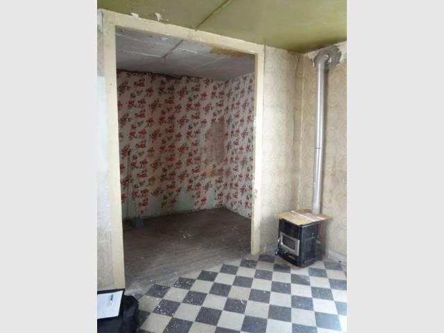 Un appartement oppressant - Géraldine Contet et Florent Amsellem