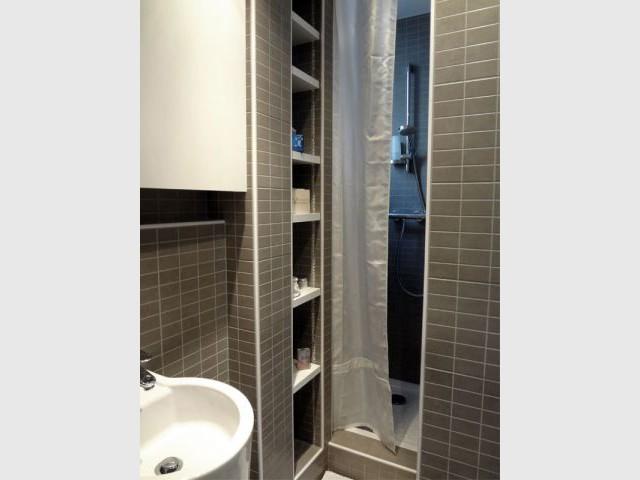 Mini salle de bains - Géraldine Contet et Florent Amsellem