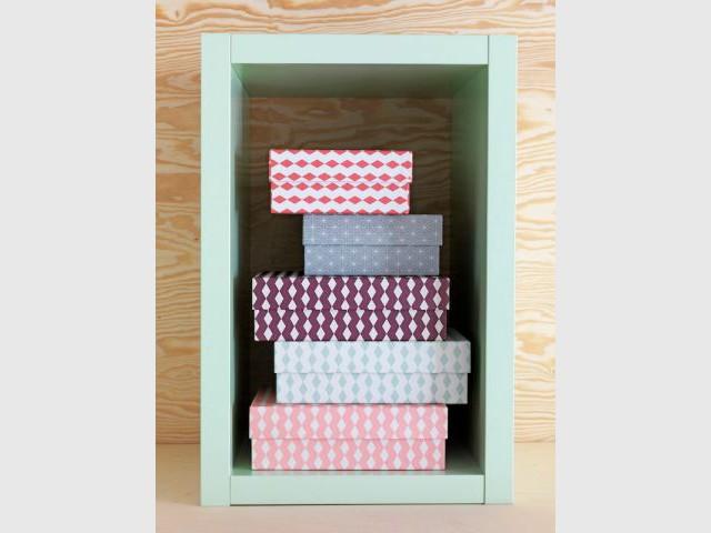 Petite déco - Boîtes avec couvercles 3 pièces - BRAKIG: la nouvelle collection capsule d'IKEA