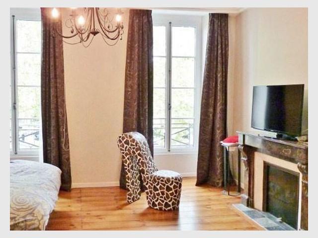 1 ancien cabinet d 39 avocats transform en appartement moderne - Appartement moderne ancien hopital ...