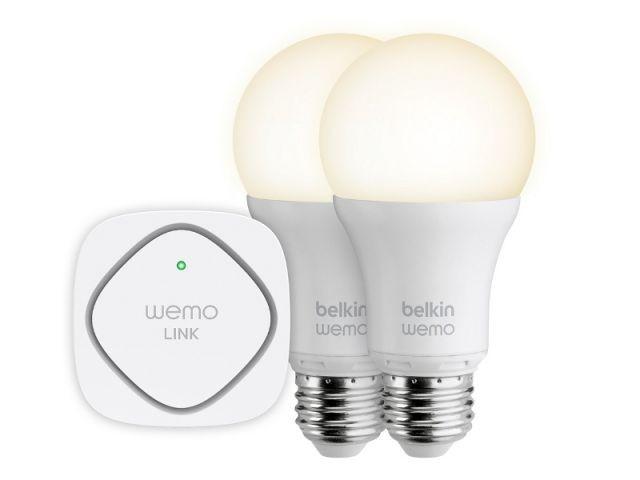 L'ampoule qui peut être contrôlée à distance via un smartphone ou une tablette - Ampoule connectée