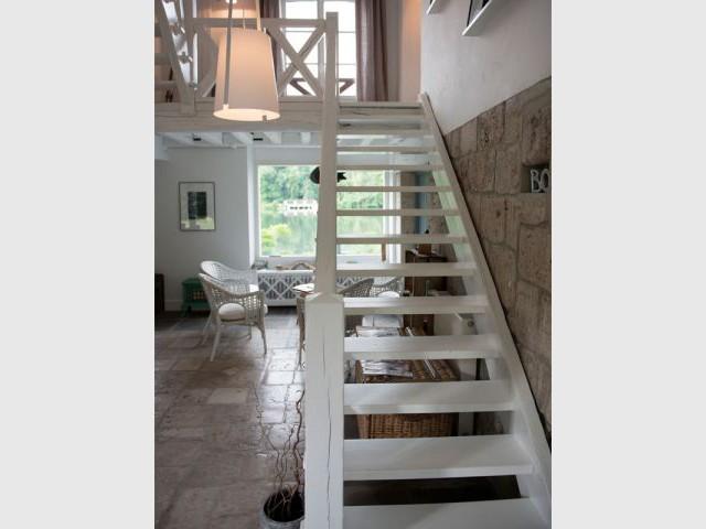Accès chambres - Janneau Menuiseries