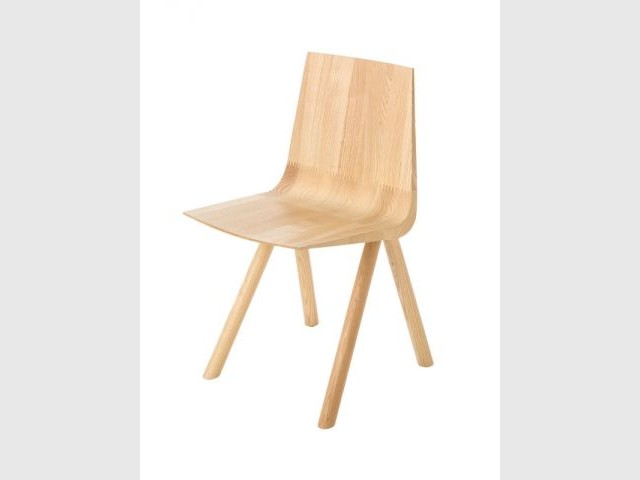 Chaise design - Alexis Narodetzky