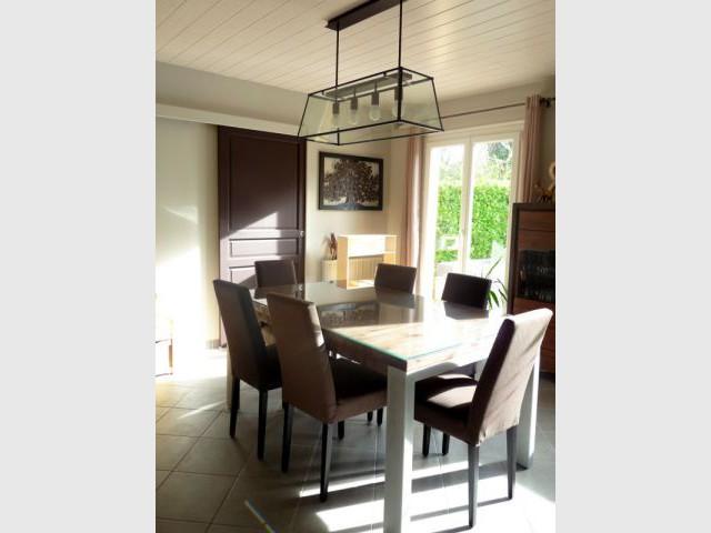 Du mobilier solide pour une pièce à toute épreuve - Rénovation déco salon