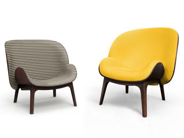 Le fauteuil Kâlin de Jean-Marc Gady - M&O janvier 2014