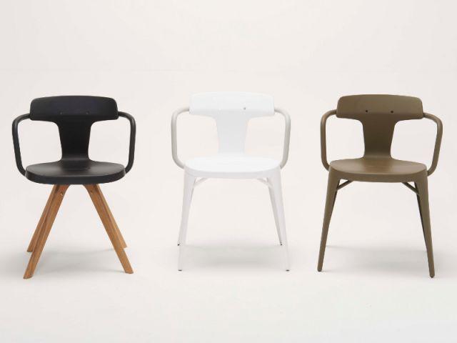 Les nouvelles chaises Tolix de Patrick Norguet - M&O janvier 2014