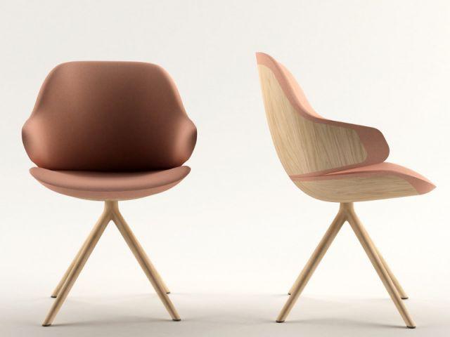 Les fauteuils Tabisso de Noé Duchaufour-Lawrence - M&O janvier 2014