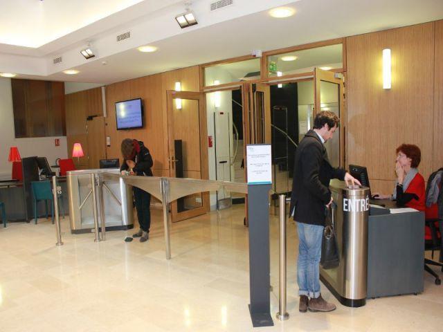Rendre la bibliothèque accessible au personnel et étudiants handicapés - Rénovation de la Bibliothèque universitaire de la Sorbonne