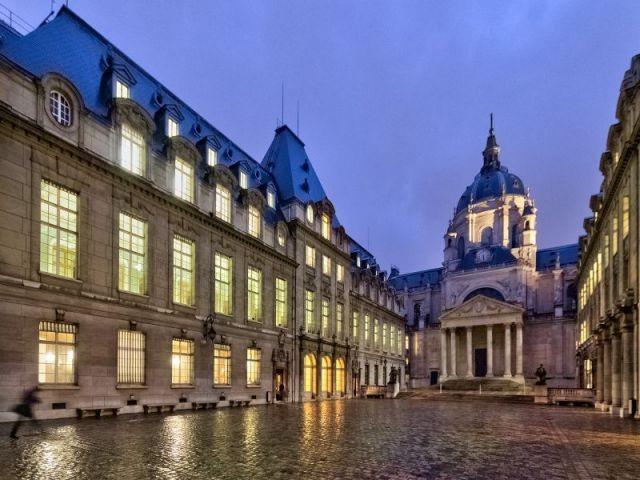 La Sorbonne  - Rénovation de la Bibliothèque universitaire de la Sorbonne