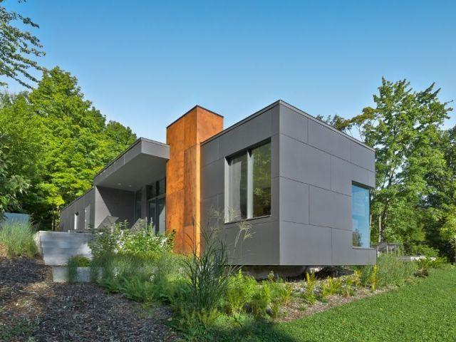 Terrain plat - maison T