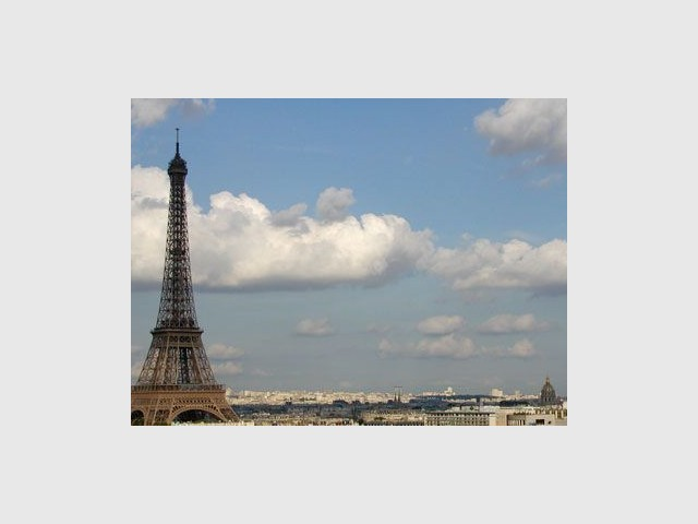 paris tour eiffel ville immobilier