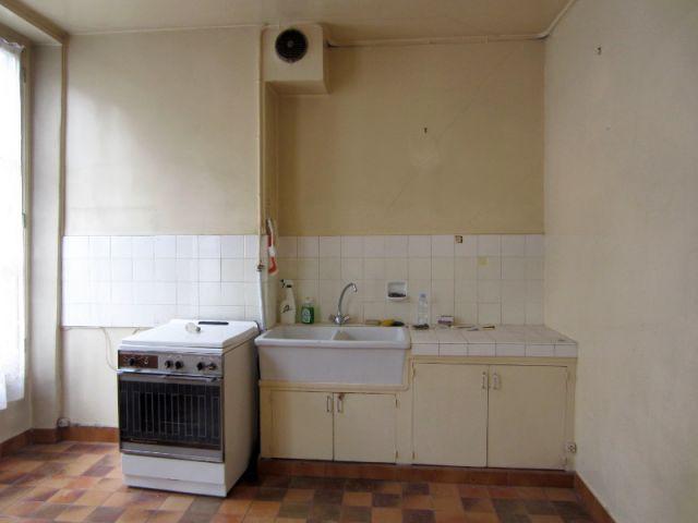 L'ancienne cuisine devienne pièce à vivre - Rénovation décloisonnement