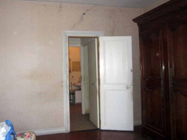 Une chambre à deux entrées - Rénovation décloisonnement