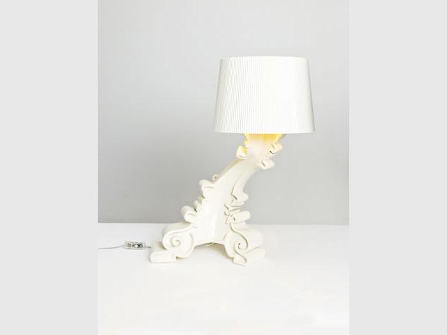 Lampe bougie de Front