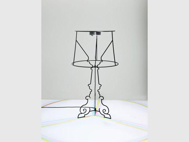 Lampe Bourgie par Ludovica et Roberto Palomba