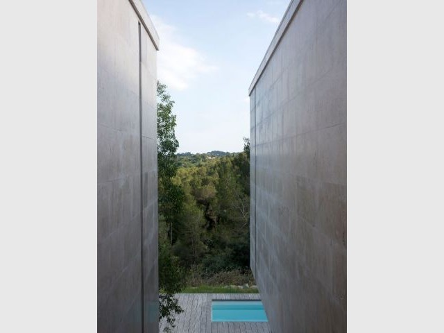 Meurtrière - Maison Nourrigat-brion