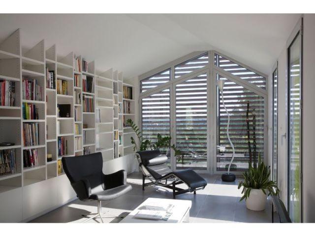Bibliothèque - Maison Nourrigat-brion