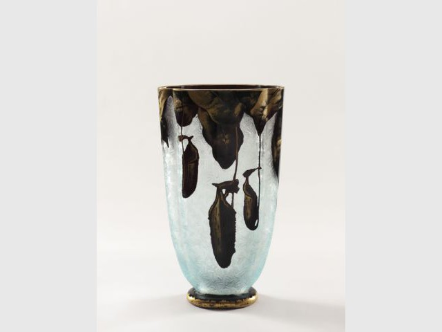 "Vase ""Nephentes"" - Collection du Mesnil"