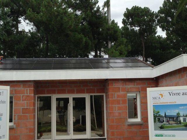 Panneaux solaires - MCA Horizon
