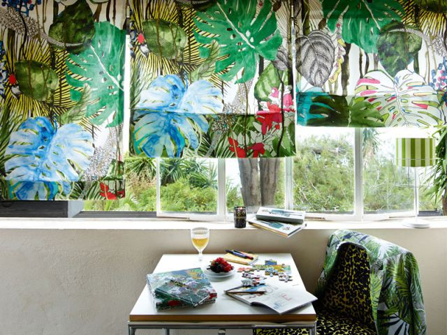 Une forte dose d'exotisme - Christian Lacroix Maison