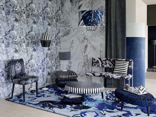 Le retour du noir & blanc - Christian Lacroix Maison