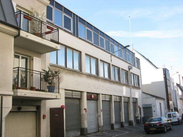 Le bâtiment avant sa restructuration - Maisons Boulogne Goudchaux