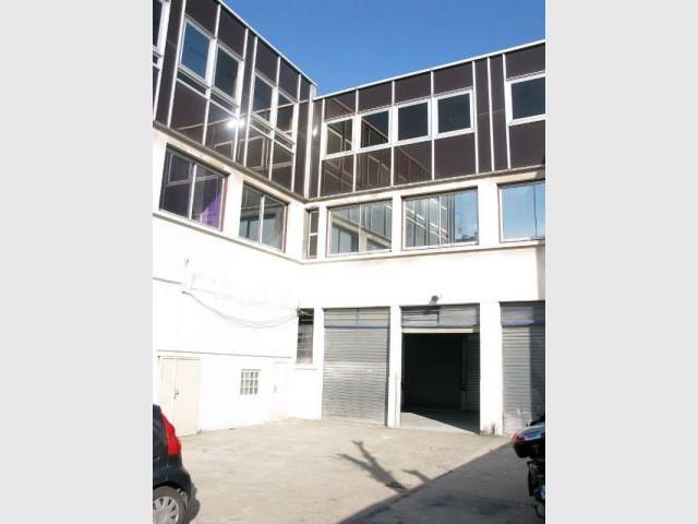 Grande hauteur sous plafond - Maisons Boulogne Goudchaux